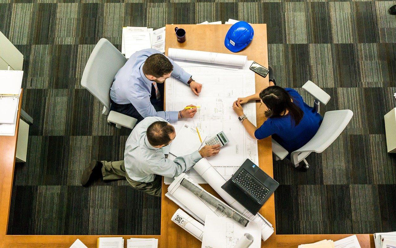 gestion projet architecte