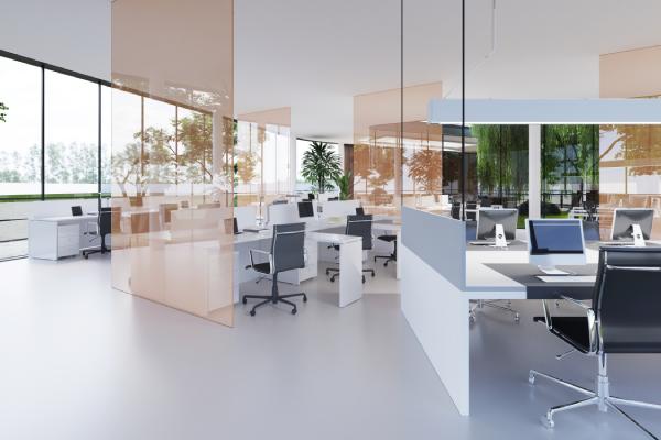 paneau isolation phonique pour bureaux